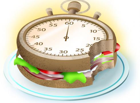El tiempo adecuado para perder peso