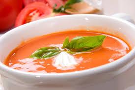 Una sopa de tomate ideal para perder peso