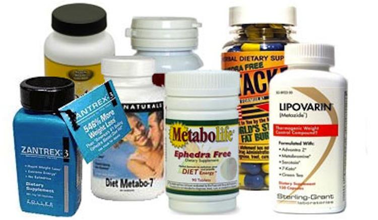 Productos para perder peso, son realmente eficaces y seguros?