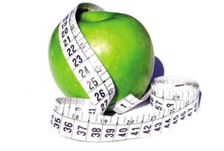 La dieta de la manzana verde